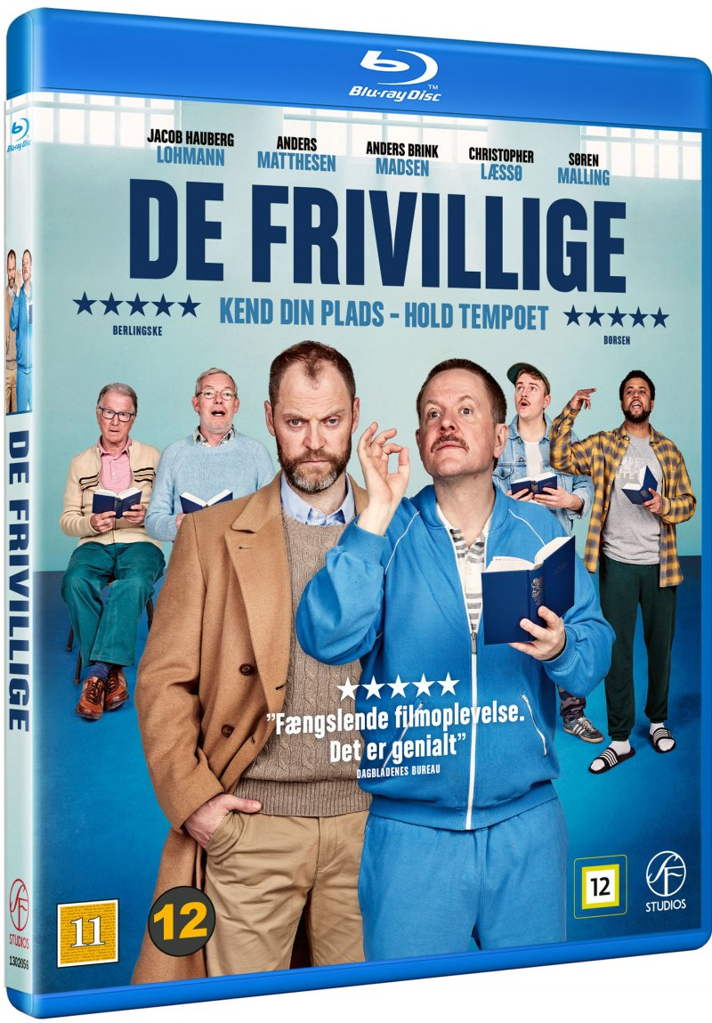 De Frivillige -  - Film -  - 7333018015340 - October 10, 2019