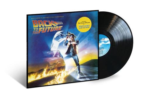 Back to the Future - O.s.t - Musik - GEFFEN - 0602507421342 - 9/4-2021
