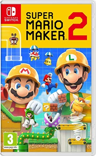 Super Mario Maker 2 Switch - Switch - Spil -  - 0045496424343 - 28/6-2019