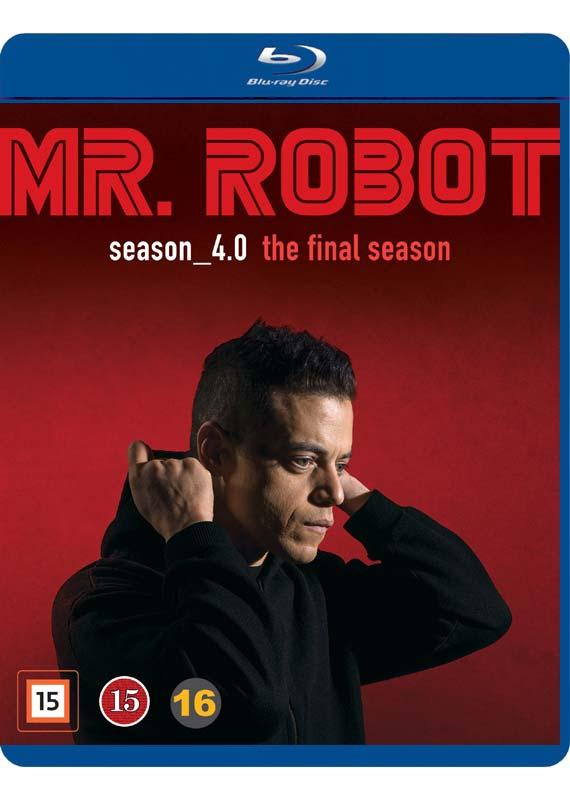 Mr Robot - Season 4 - Mr. Robot - Film -  - 5053083213343 - 27/4-2020