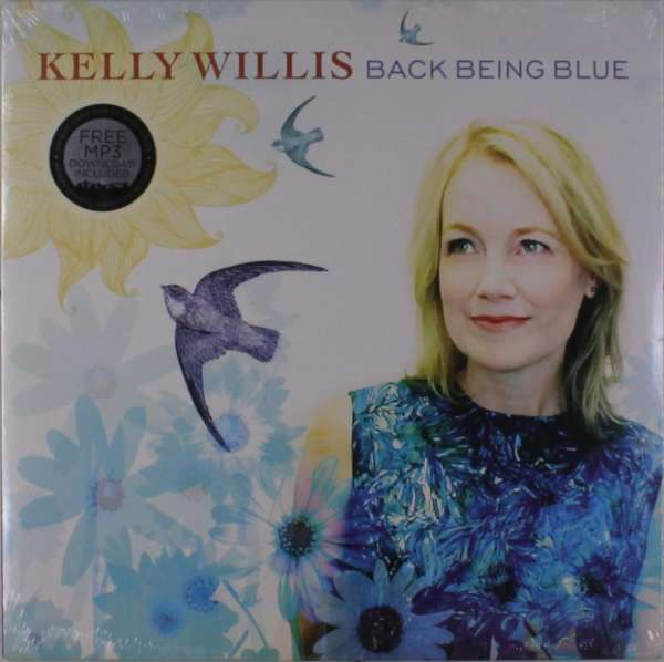 Back Being Blue - Kelly Willis - Musik - COUNTRY - 0752830934344 - May 18, 2018