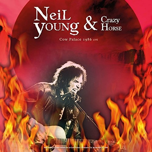 Best of Cow Palace 1986 Live - Neil Young - Musik - CULT LEGENDS - 8717662574344 - 1970