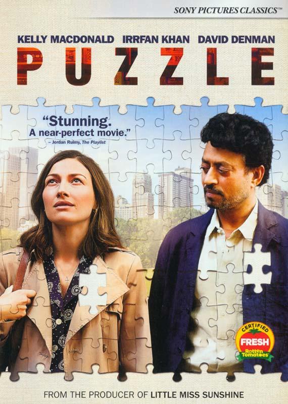 Puzzle - Puzzle - Film -  - 0043396544345 - November 13, 2018