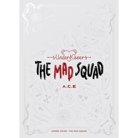Under Cover: the Mad Squad - A.c.e. - Musik - SONY MUSIC - 8803581201345 - 8/11-2019