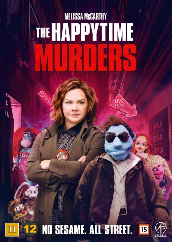 The Happytime Murders -  - Film -  - 7333018013346 - 31/1-2019