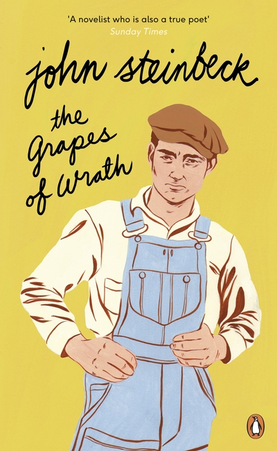 The Grapes of Wrath - Mr John Steinbeck - Bøger - Penguin Books Ltd - 9780241980347 - July 6, 2017