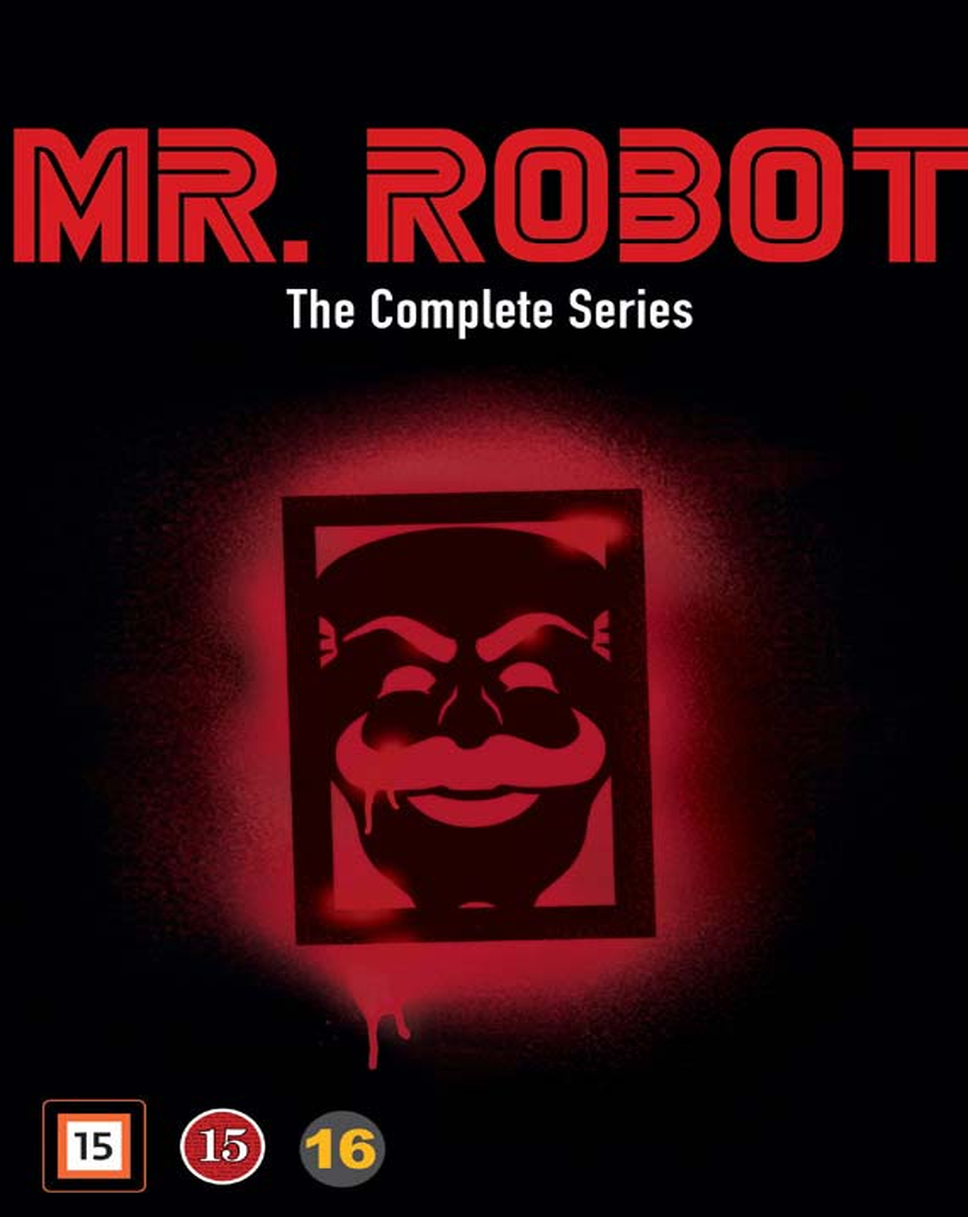 Mr Robot Complete Series - Mr. Robot - Film -  - 5053083213350 - 27/4-2020