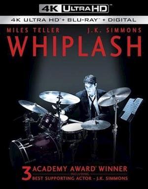 Whiplash - Whiplash - Film -  - 0043396570351 - 22/9-2020