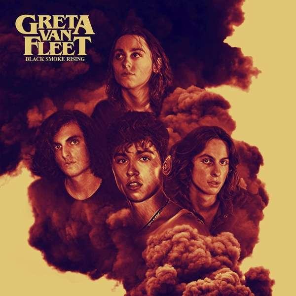 Black Smoke Rising - Greta Van Fleet - Musik - REPUBLIC - 0602567054351 - Dec 8, 2017