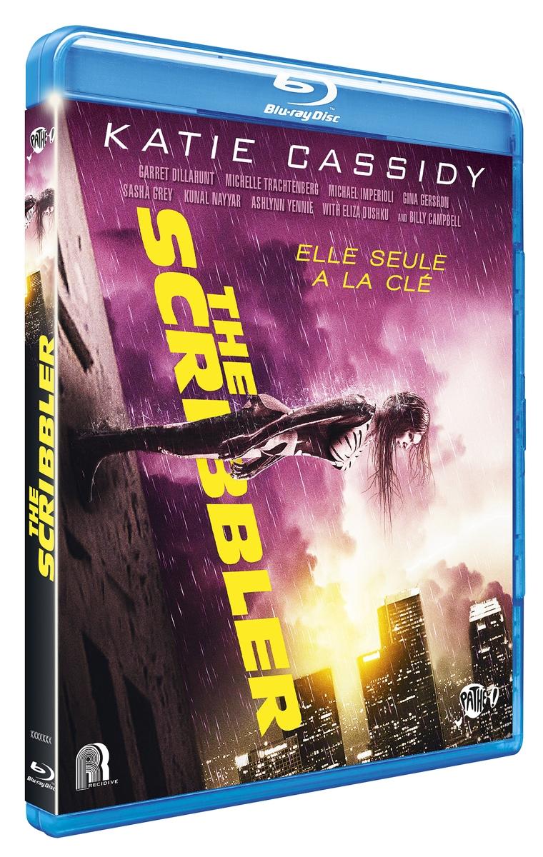 The Scribbler -  - Film -  - 3388330047351 -