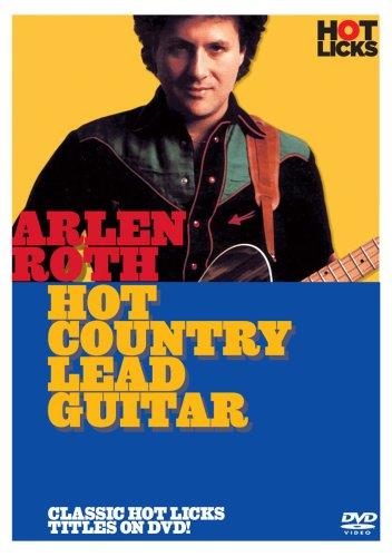 Hot Country Lead Guitar - Arlen Roth - Film - HICKS - 0752187442356 - June 9, 2009