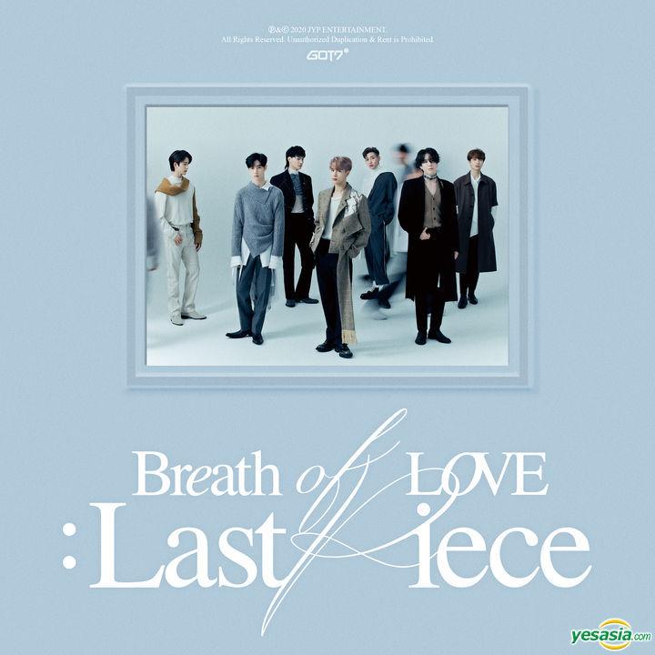 VOL.4  [BREATH OF LOVE : LAST PIECE] - GOT7 - Musik - JYP ENTERTAINMENT - 8809633189357 - 4/12-2020