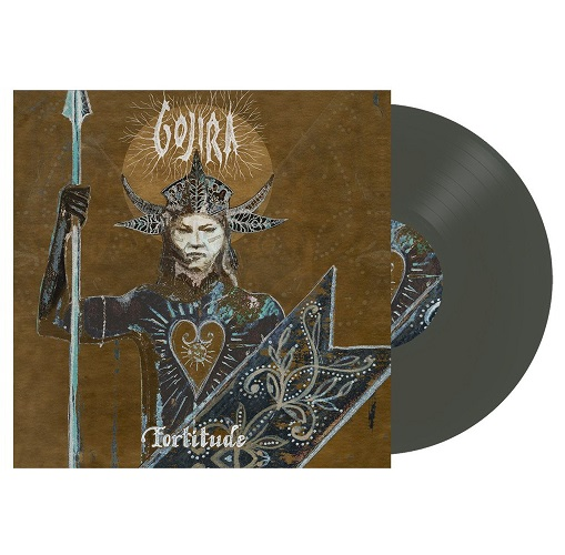 Fortitude (Black Ice Vinyl) - Limited - Gojira - Musik - Roadrunner Records - 0075678645358 - 30. april 2021