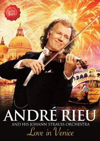 Love In Venice - André Rieu - Film -  - 0602537946358 - 3/11-2014