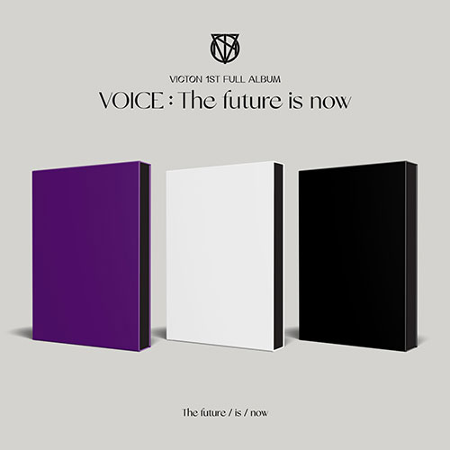 VOL.1 [VOICE : THE FUTURE IS NOW] - VICTON - Musik -  - 8804775153358 - 15/1-2021