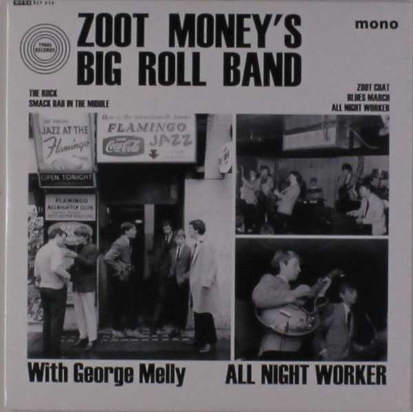 All Night Worker - Zoot Money's Big Roll -band- - Musik - RHYTHM & BLUES RECORDS - 5060331751359 - 4/5-2018