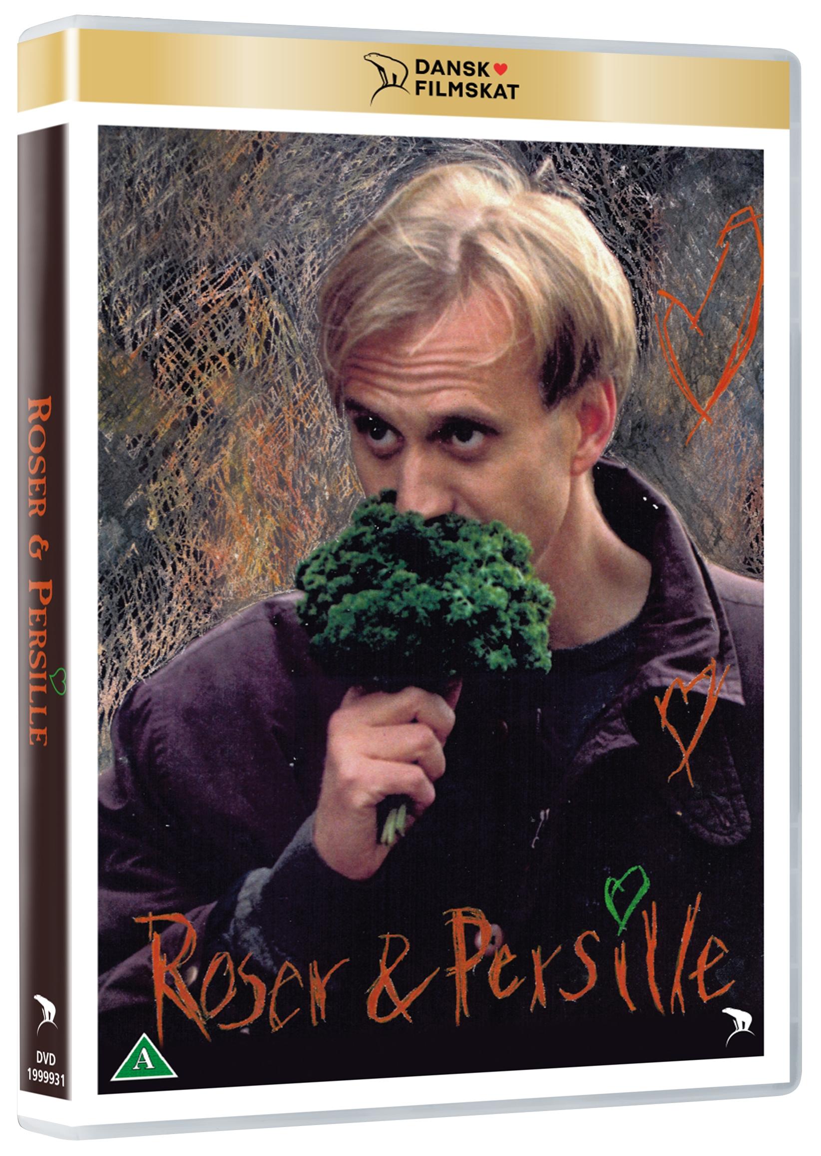 Roser Og Persille -  - Film - Nordisk Film - 5708758689359 - February 11, 2021