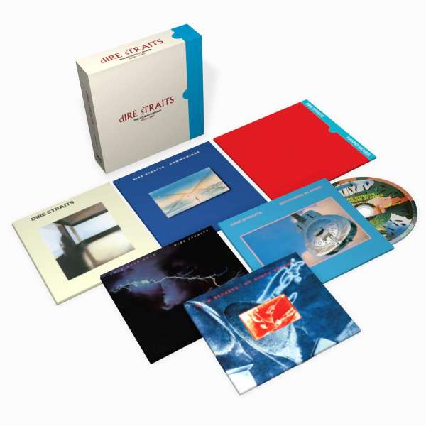The Studio Albums 1978-1991 - Dire Straits - Musik - MERCURY - 0602508391361 - 9/10-2020