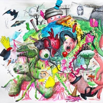 Braindrops - Tropical Fuck Storm - Musik - JOYFUL NOISE - 0753936904361 - August 23, 2019