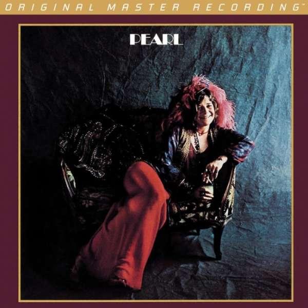 Pearl - Janis Joplin - Musik - MOBILE FIDELITY SOUND LAB - 0821797217361 - December 16, 2016