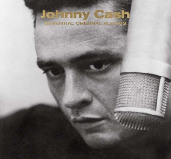 Essential Original Albums - Johnny Cash - Musik - MASTERS OF MUSIC - 8436563180361 - 25. august 2017