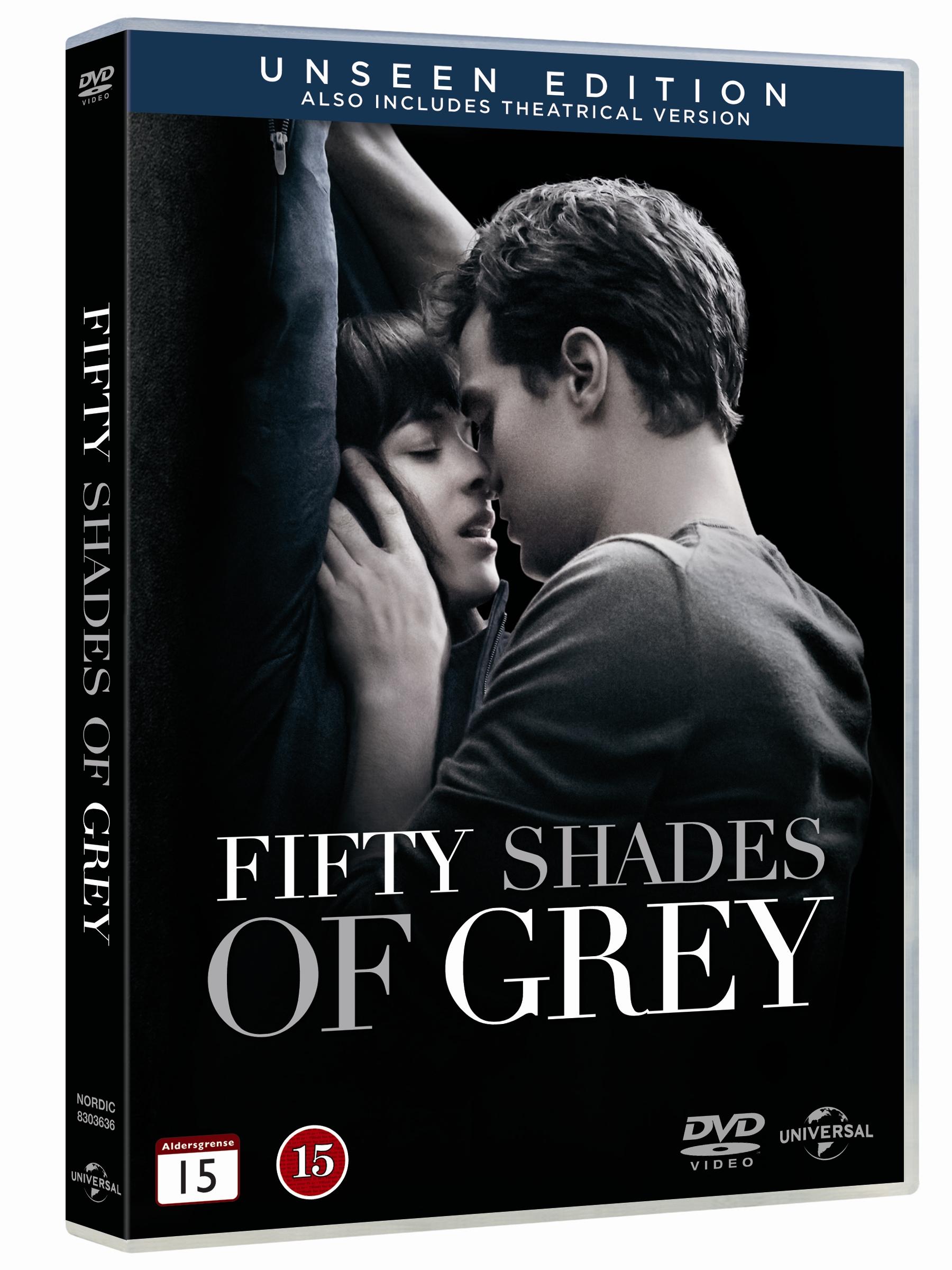 Fifty Shades of Grey - Jamie Dornan - Film - Universal - 5053083036362 - 15/6-2015