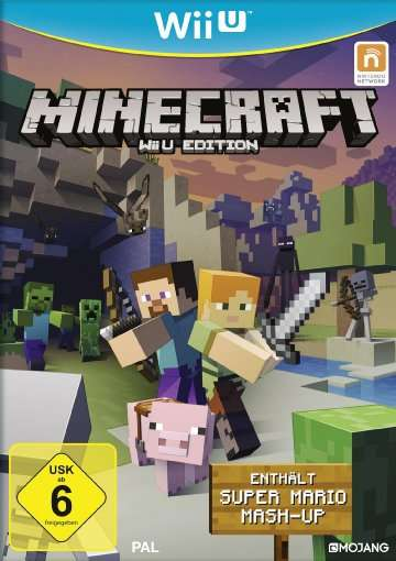 Minecraft Wii U Edition.2328040 -  - Bøger -  - 0045496336363 -