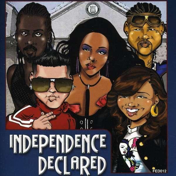 Independence Declared / Variou - Independence Declared / Variou - Musik - Federal Distribution - 0044003753365 - September 21, 2009