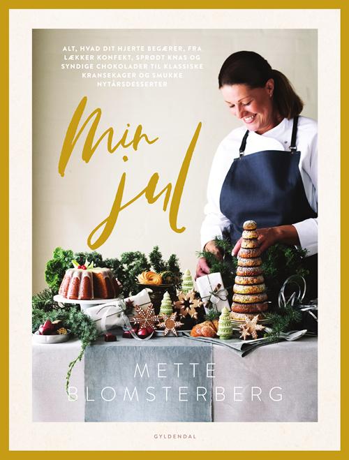 Min jul - Mette Blomsterberg - Bøger - Gyldendal - 9788702299366 - October 22, 2020
