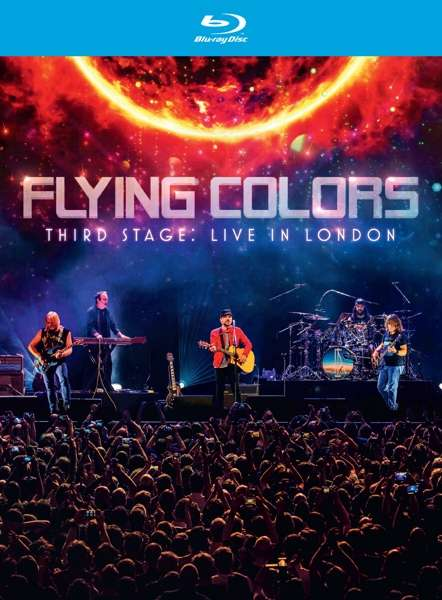 Third Stage:live in London - Flying Colors - Film - MUSIC THEORIES RECORDINGS - 0810020502367 - September 18, 2020