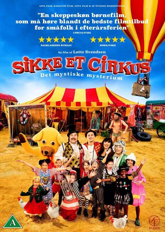 Sikke Et Cirkus -  - Film -  - 7333018010369 - February 8, 2018