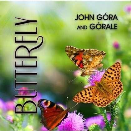 Butterfly - John Gora - Musik - CDB - 0045635440371 - 31/5-2013