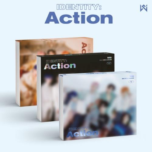 Identity: Action - Wei - Musik - OUI ENTERTAINMENT - 8804775163371 - June 18, 2021