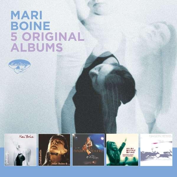5 Original Albums - Mari Boine - Musik - UNIVERSAL - 0600753883372 - October 25, 2019