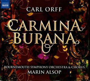 Carmina Burana - Marin Alsop - Musik - NAXOS - 0747313003372 - March 15, 2007