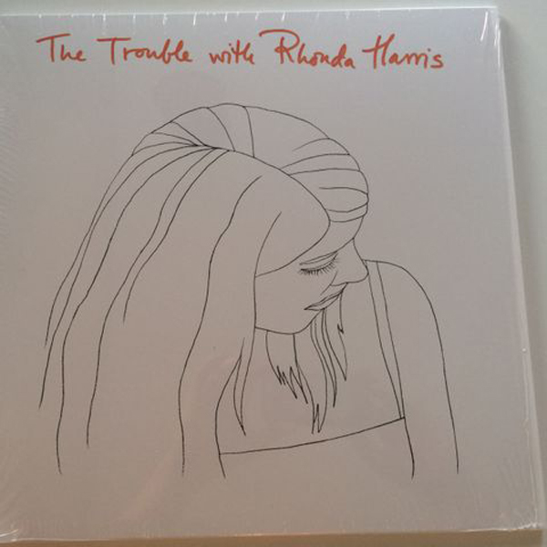 The Trouble with Rhonda Harris - Rhonda Harris - Musik -  - 4059251351375 - June 4, 2021