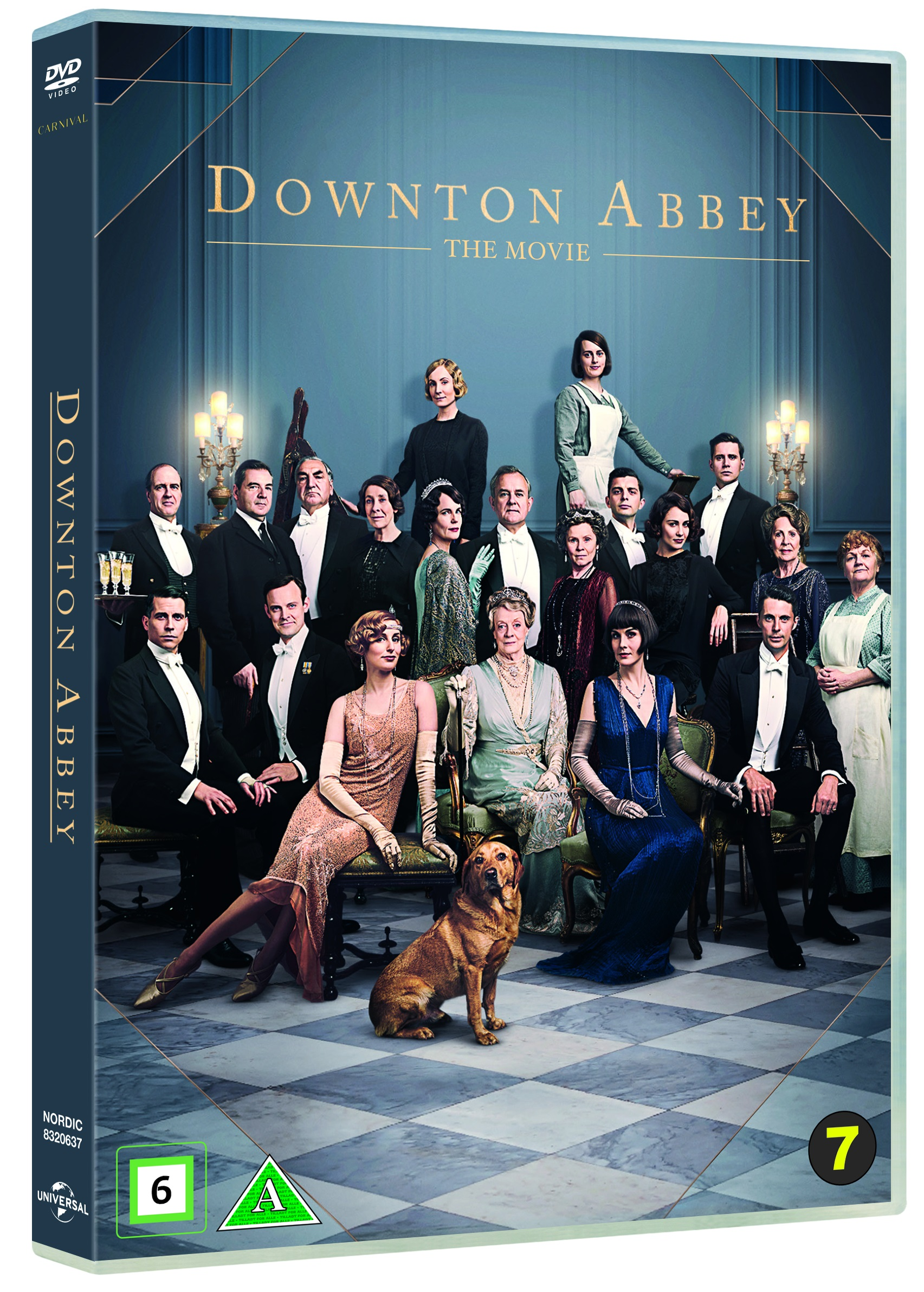 Downton Abbey -  - Film -  - 5053083206376 - 6/2-2020