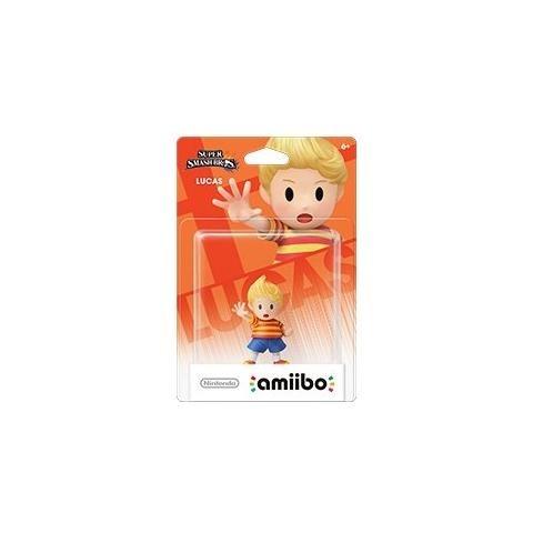 Amiibo Smash Lucas,figur.1081266 - Multi - Bøger -  - 0045496353377 - 29/1-2016