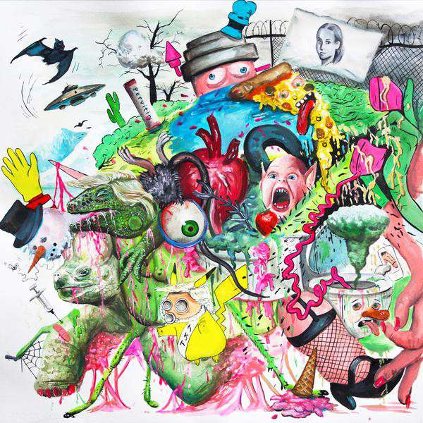 Braindrops - Tropical Fuck Storm - Musik - JOYFUL NOISE - 0753936904378 - August 23, 2019