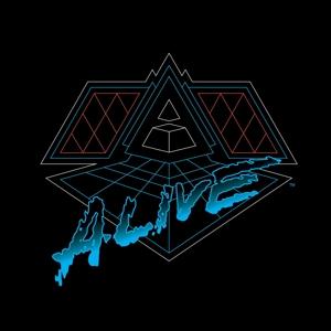 Alive 2007 - Daft Punk - Musik - PLG I - 0825646225378 - 22/12-2014