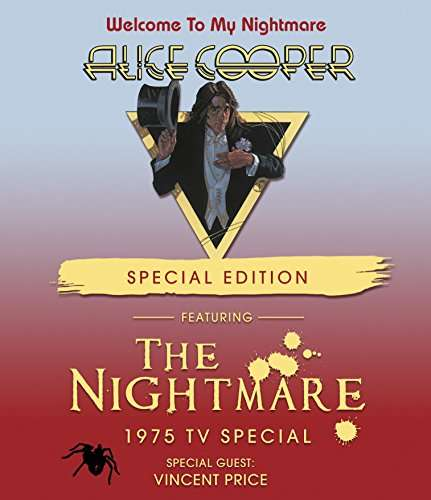 Welcome to My Nightmare Live - Alice Cooper - Film - EAGLE ROCK ENTERTAINMENT - 5034504128378 - 7/9-2017