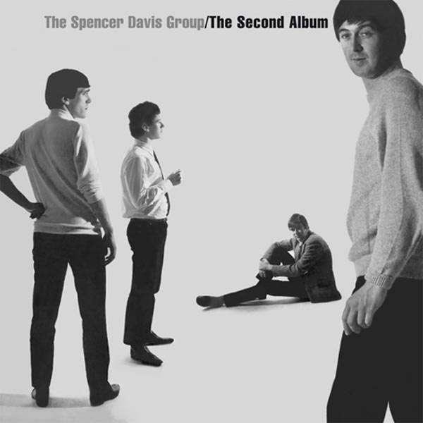 The Second Album - Spencer Davis Group - Musik - KLIMT - 0889397603380 - 1/2-2019