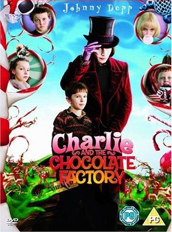 Charlie & the Chocolate Factory - Charlie & Chokoladefabrikken - Film - WARNER - 7321979593380 - 4/4-2006