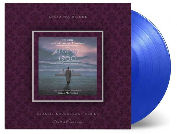 Legend of 1900 (Ennio Morricone) - O.s.t - Musik - MUSIC ON VINYL - 8719262011380 - 18/10-2019