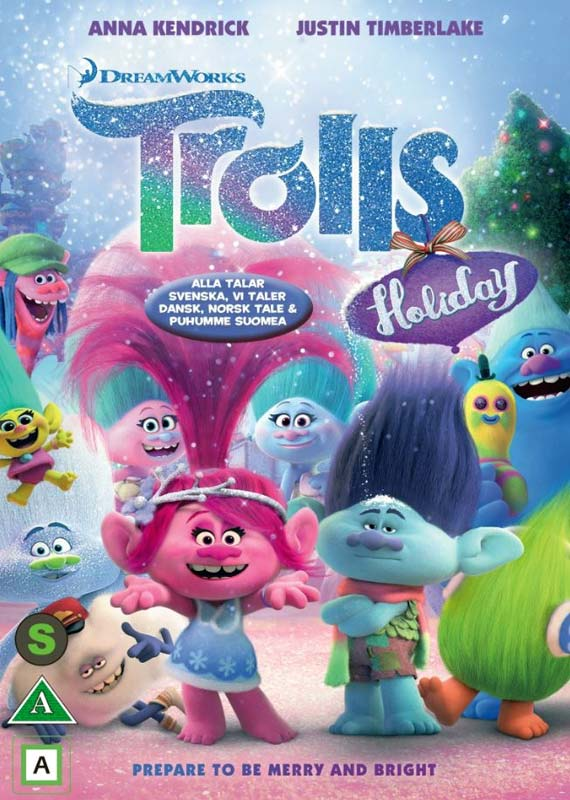 Trolls Holiday Special - Trolls - Film - JV-UPN - 5053083133382 - 14/12-2017