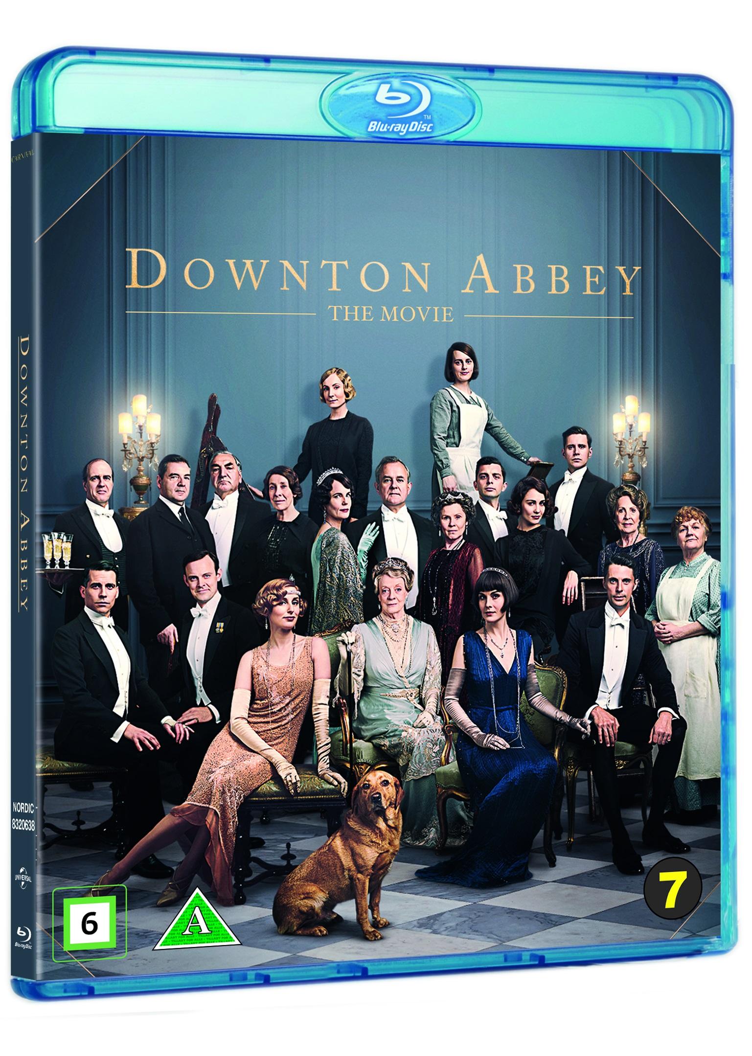 Downton Abbey -  - Film -  - 5053083206383 - 6/2-2020