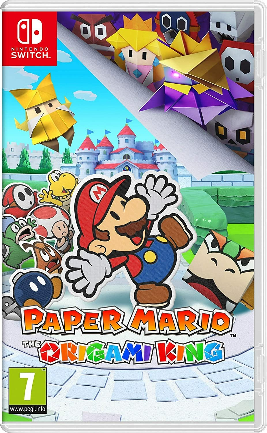 Paper Mario The Origami King Switch - Switch - Spil -  - 0045496426385 - 17/7-2020