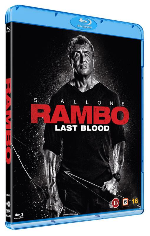 Rambo: Last Blood - Sylvester Stallone - Film -  - 5705535064385 - 6/2-2020