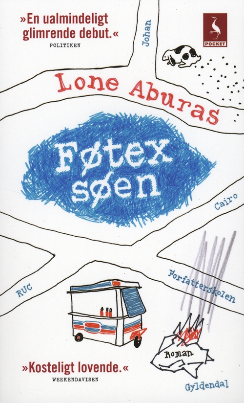 Gyldendal Pocket: Føtexsøen - Lone Aburas - Bøger - Gyldendal - 9788702123388 - February 6, 2012