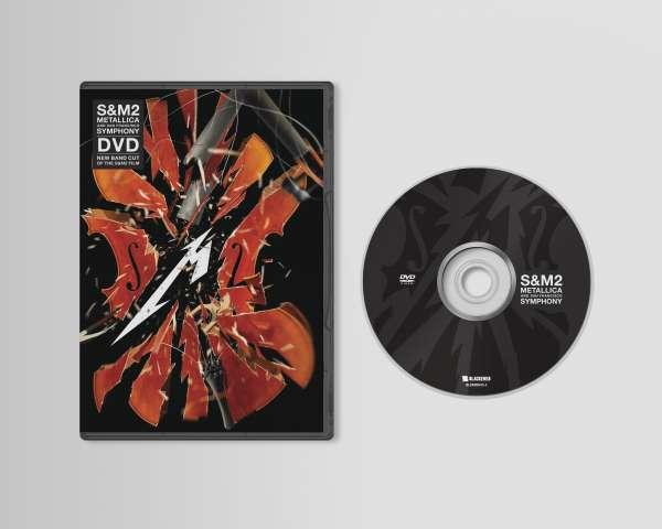 S&M2 - Metallica - Film -  - 0602508861390 - August 28, 2020